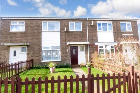 3 bedroom terraced house for sale - Dawlish Close, North Shields, Tyne and Wear, NE29 8QP