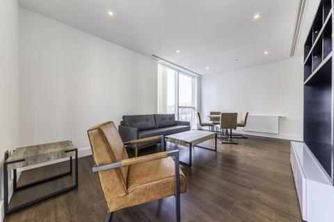 2 bedroom apartment to rent - Maine Tower, 9 Harbour Central, London, E14