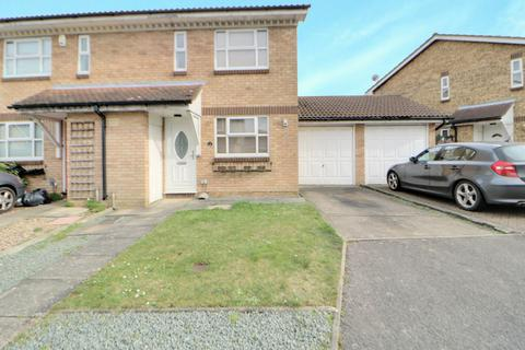 2 bedroom end of terrace house for sale - Brimfield Close, Luton