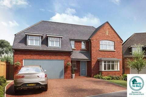 5 bedroom detached house for sale - The Earlswood, Stencil Gardens, Walsall, WS4