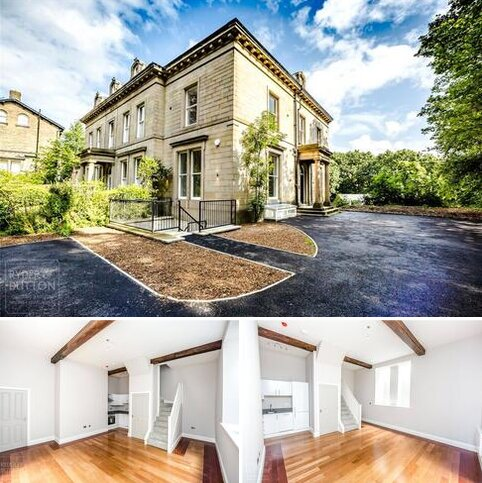 2 bedroom apartment to rent - Kaffir Road, Edgerton, Huddersfield, West Yorkshire, HD2