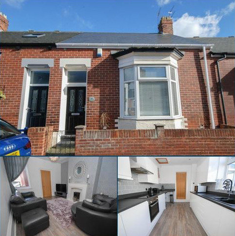 2 bedroom cottage for sale - Kingston Terrace, Roker