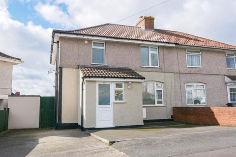 3 bedroom semi-detached house for sale - Greenwood Road, Knowle Park, Bristol, BS4 2SX