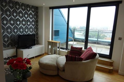 2 bedroom apartment to rent - ONE BREWERY WHARF, LEEDS WEST YORKSHIRE.  LS10 1GZ