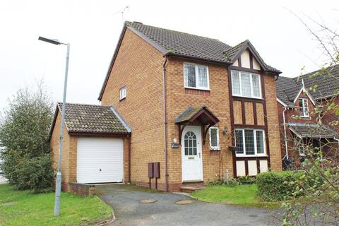 3 bedroom detached house for sale - Cottons Meadow, Kingstone, Hereford, HR2