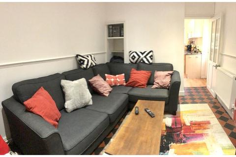 4 bedroom terraced house to rent - Tewkesbury Street, Cathays, Cardiff