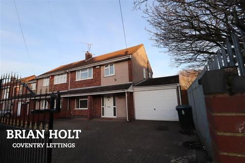 3 bedroom semi-detached house to rent - Halford Lane, Whitmore Park
