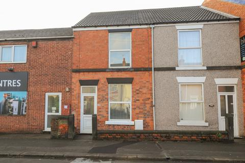 2 bedroom end of terrace house to rent - Chatsworth Road, Chesterfield