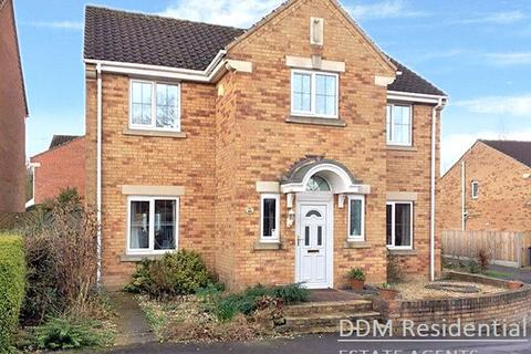 4 bedroom detached house for sale - Pingle Close, Gainsborough, Lincolnshire, DN21