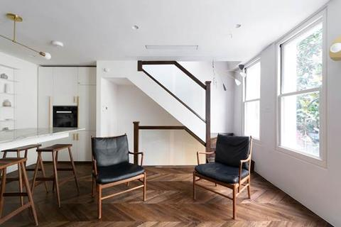 2 bedroom house for sale - Alba Place, London, W11