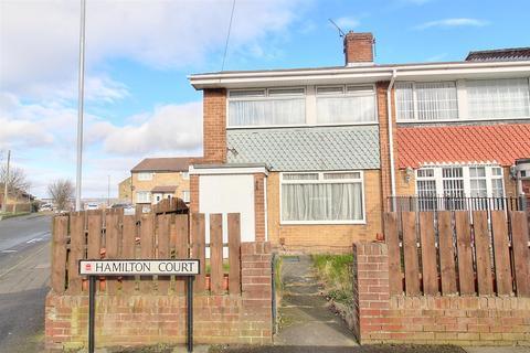 3 bedroom semi-detached house to rent - Hamilton Court, Gateshead, NE8 3RL