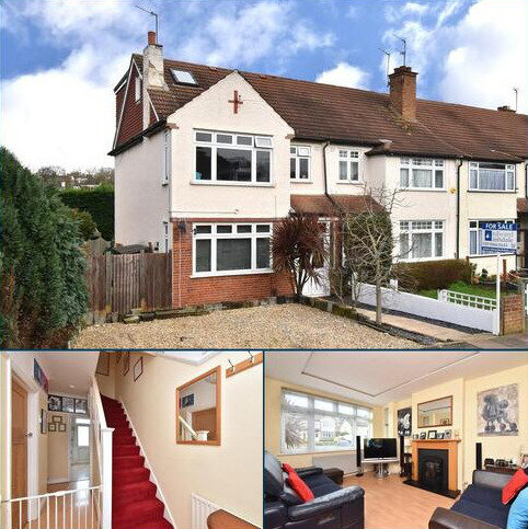 4 bedroom end of terrace house for sale - Queen Anne Avenue