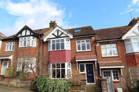 4 bedroom terraced house for sale - Hertford Road, BN1