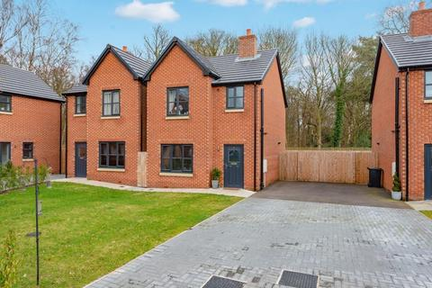 3 bedroom detached house for sale - Red Campion Close, Hatters Park, Sandymoor, Runcorn