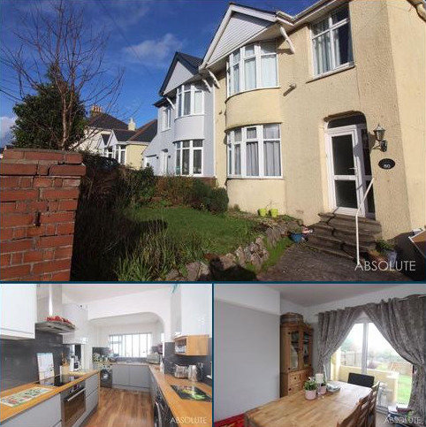 4 bedroom semi-detached house to rent - Barnfield Road, Paignton