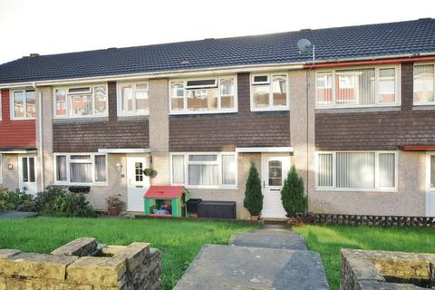 3 bedroom terraced house for sale - Burnett Close, Saltash. Well presented 3 bedroom family home with Garage.