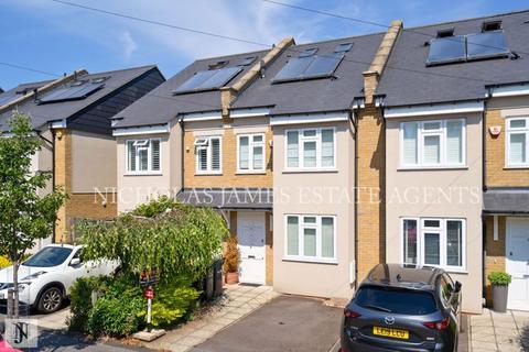 3 bedroom terraced house for sale - Highfield Villas, Highfield Road, London N21