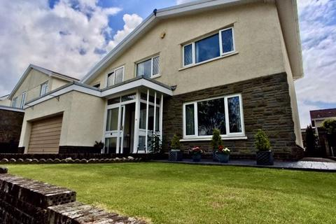 5 bedroom detached house for sale - Waun Sterw, Pontardawe, Swansea. SA8 4NF