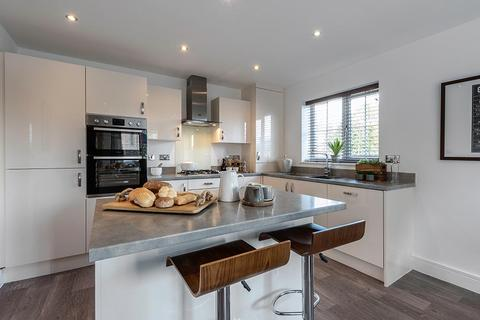 4 bedroom detached house for sale - Plot 21 - The Samphire at Hall Drive Park, Hall Drive ST7