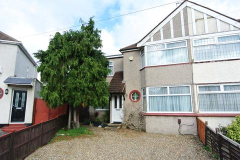 3 bedroom end of terrace house for sale - Guildford Avenue, Feltham, TW13