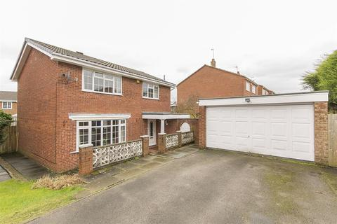 4 bedroom detached house for sale - St. Andrews Rise, Walton, Chesterfield