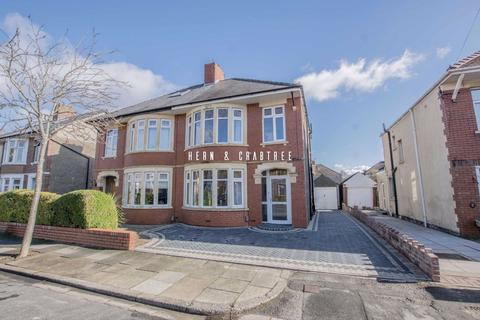 3 bedroom semi-detached house for sale - St Ambrose Road, Heath, Cardiff