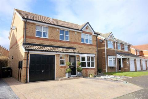 4 bedroom detached house for sale - Abbots Way, North Shields, NE29