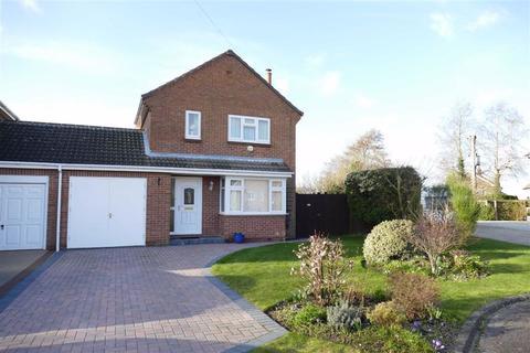 3 bedroom link detached house for sale - Old Lea, Holme On Spalding Moor