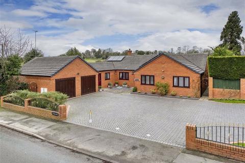 3 bedroom detached bungalow for sale - Tamajin, Histons Hill, Codsall, Wolverhampton, WV8