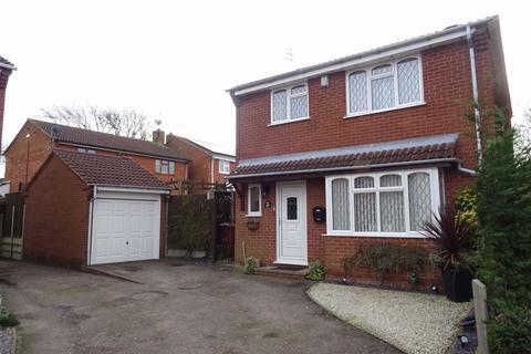 3 bedroom detached house for sale - King Richards Hill, Earl Shilton