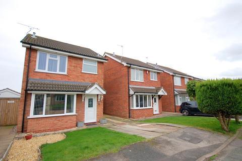 3 bedroom detached house for sale - Carrington Way, Crewe