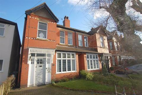 4 bedroom semi-detached house for sale - Queens Road, Crosby, Liverpool