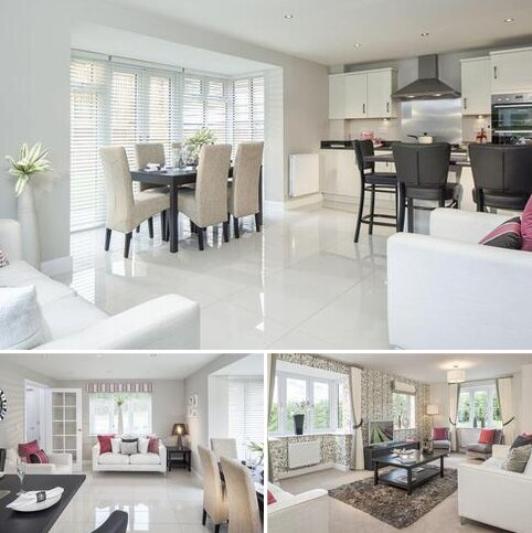 4 bedroom end of terrace house for sale - Plot 470, Devonshire at Heritage Quarter, Louisburg Avenue, Bordon, BORDON GU35
