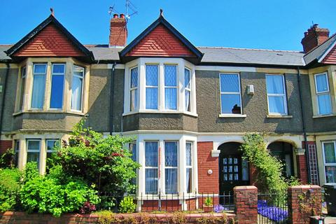 3 bedroom terraced house to rent - St Marks Avenue, Heath, Cardiff, CF14 3NW