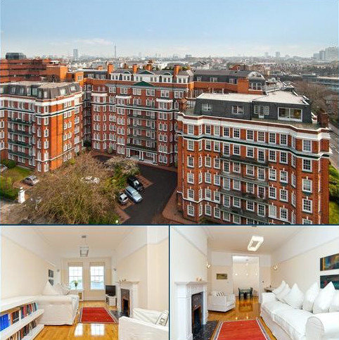 2 bedroom flat for sale - St. Johns Wood Court, St. Johns Wood Road, London, NW8