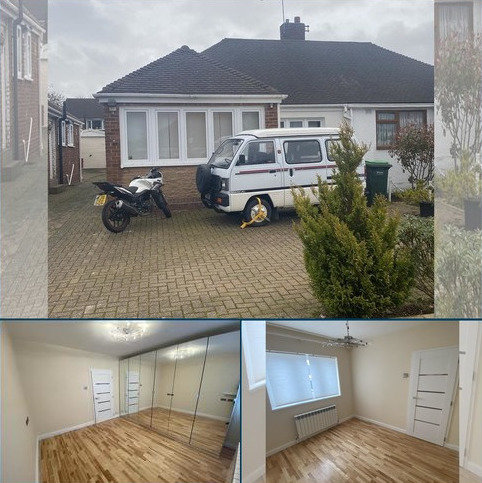 2 bedroom bungalow to rent - Broomhill Close, Great Barr, Birmingham B43