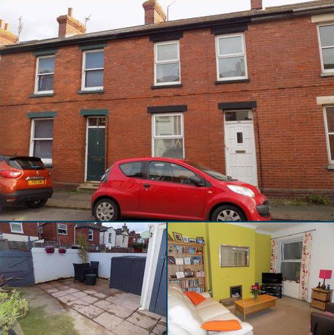3 bedroom terraced house to rent - Salisbury Road, Exmouth EX8