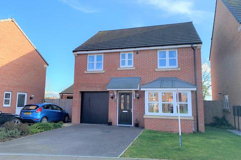 4 bedroom detached house for sale - Overend Avenue, Pocklington, York, YO42 2FS