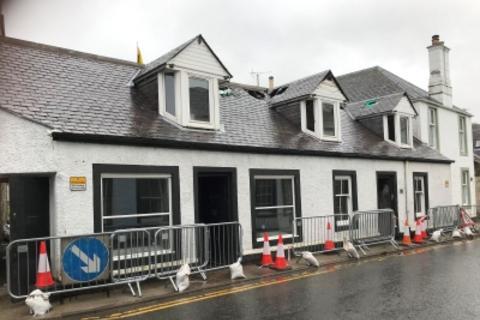 3 bedroom terraced house for sale - Glenaird, High Street, Moniaive DG3