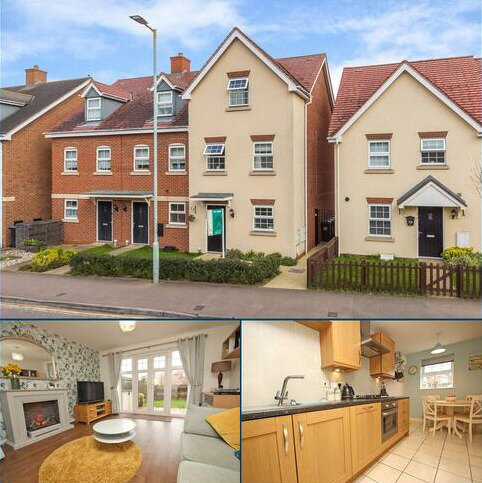 3 bedroom end of terrace house for sale - London Road, Welwyn, Hertfordshire