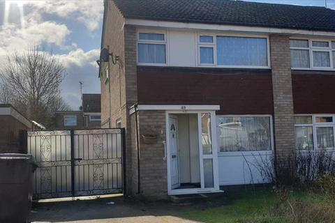 3 bedroom semi-detached house to rent - Trevino Drive, Leicester