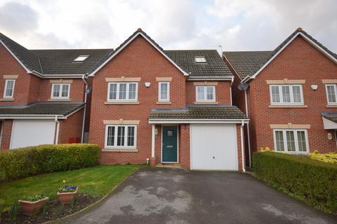 5 bedroom detached house for sale - Persian Close, Derby, Derbyshire, DE24 1AS