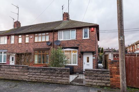 2 bedroom end of terrace house for sale - Warwick Street, Etruria, Stoke-on-Trent, ST1 4JX