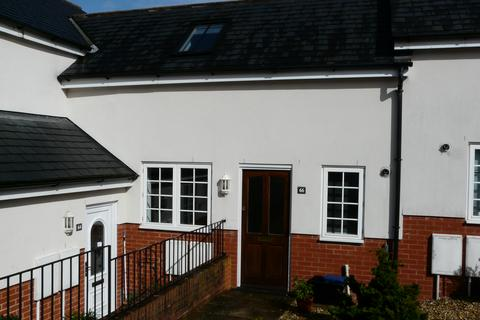 1 bedroom terraced house to rent - High Street, Crediton EX17