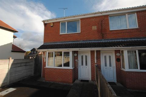 2 bedroom semi-detached house to rent - Greenway, Wingerworth, Chesterfield, S42 6NW