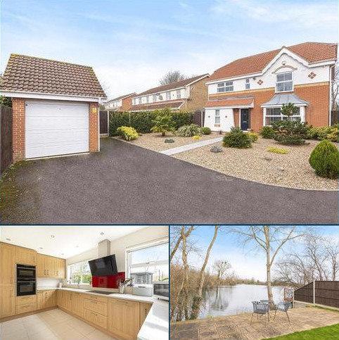 4 bedroom detached house for sale - Waylands, Wraysbury, TW19