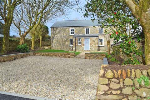 4 bedroom farm house for sale - With 2.25 acre paddock - Great Bosullow, Newbridge, Penzance, West Cornwall