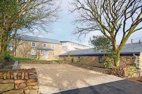 4 bedroom farm house for sale - Plus 2 Bedroom Barn and 2.25 acre paddock - Great Bosullow, Newbridge, Penzance, West Cornwall