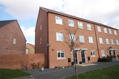 4 bedroom end of terrace house for sale - Lavender Way, Newark, Nottinghamshire. NG24 2PL