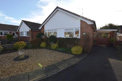 2 bedroom semi-detached bungalow for sale - Quorn Grove, Market Drayton